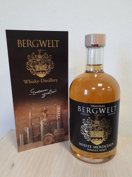 Allgäuer Bergwelt White Mountain Single Malt